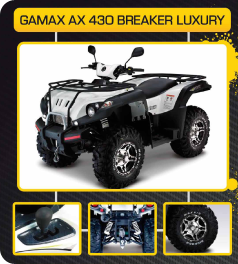 Gamax AX 430